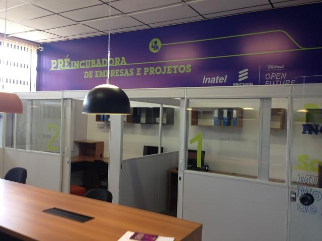 Matéria especial sobre startups. Pré-incubadora Inatel.