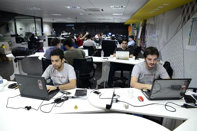 Matéria especial sobre startups