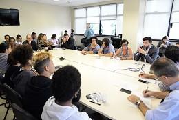 Reunião preparatória - Fórum Técnico das Juventudes