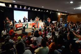 Comissão de Participação Popular - debate sobre as ocupações na RMBH