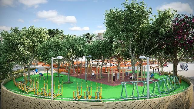 A elaboração do projeto foi precedida por uma pesquisa entre moradores e frequentadores da praça, realizada em junho de 2011, que colheu perto de 6 mil sugestões