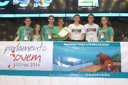 Reunião Especial - Plenária Final do Parlamento Jovem de Minas 2015