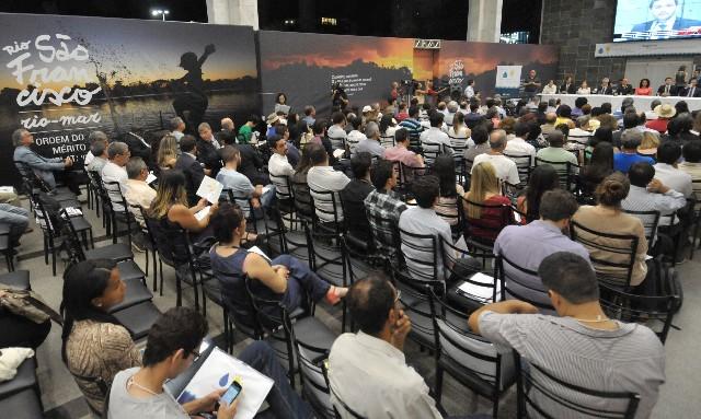 As atividades do seminário tiveram início em 30/6, com os encontros realizados em nove cidades localizadas nas principais bacias hidrográficas do Estado