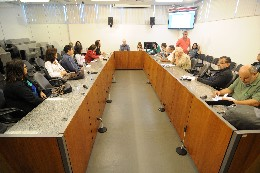 Reunião Preparatória para o Seminário Legislativo Águas de Minas III: Desafios da crise hídrica e a construção da sustentabilidade