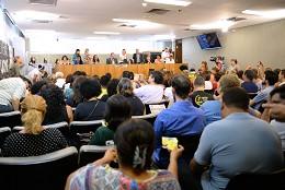 Comissão de Educação, Ciência e Tecnologia - debate sobre os impactos da PEC 241