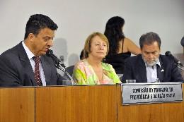 Comissão do Trabalho, da Previdência e da Ação Social - análise de proposições