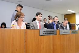 Comissões de Meio Ambiente e de Proteção dos Animais - debate sobre o manejo de capivaras e a febre maculosa
