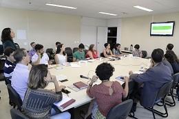 Participantes revisaram as últimas propostas do documento de referência do evento