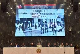 Reunião Especial - homenagem ao Instituto Federal do Sul de Minas