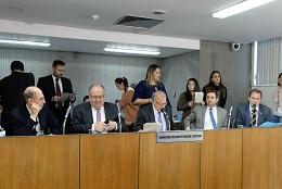 Comissão de Constituição e Justiça - análise de proposições
