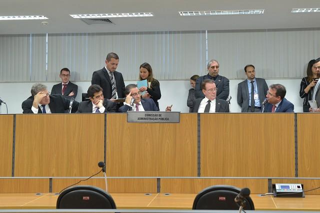 Pronto para o 2º turno do Plenário projeto sobre cargos no MP