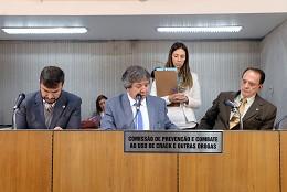Comissão de Combate ao Uso de Crack e Outras Drogas - análise de proposições