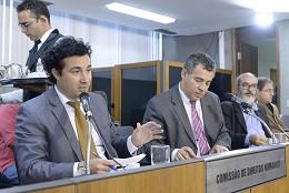 Comissão de Direitos Humanos - debate sobre os conflitos fundiários em Grão-Mogol