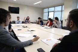 Reunião de trabalho - Fórum Técnico Plano do Livro, Leitura, Literatura e Bibliotecas
