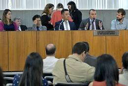 Comissão Extraordinária de Proteção dos Animais - debate sobre o conflito com a fauna silvestre urbana