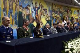 Cerimônia de entrega do Colar do Mérito da Corte de Contas Ministro José Maria de Alkmim