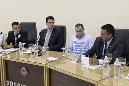 Comissão de Minas e Energia - debate sobre a cobrança da tarifa de esgoto em Carmo do Rio Claro