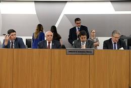 Comissão de Segurança Pública - debate sobre a política carcerária do Estado