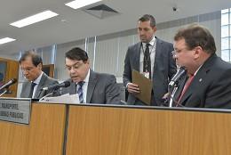 Comissão de Transporte, Comunicação e Obras Públicas - análise de proposições
