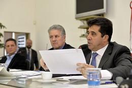 Comissão de Segurança Pública - debate sobre o aumento da criminalidade em Ilicínea