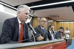 Comissão de Direitos Humanos - debate sobre as reivindicações dos servidores da Secretaria de Estado de Educação