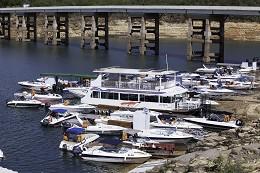 Objetivo da PEC 52/20 é evitar o esvaziamento do Lago de Furnas, que prejudica o turismo e outras atividades - Arquivo ALMG
