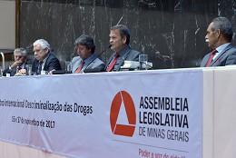 Encontro Internacional Descriminalização das Drogas (tarde)