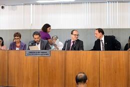 Comissão de Meio Ambiente e Desenvolvimento Sustentável - análise de proposições (reunião das 10:30)