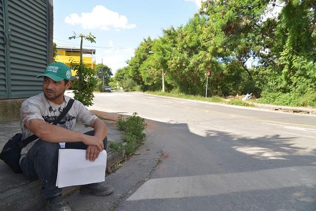 Matéria Especial sobre População em Situação de Rua. Morador de rua.