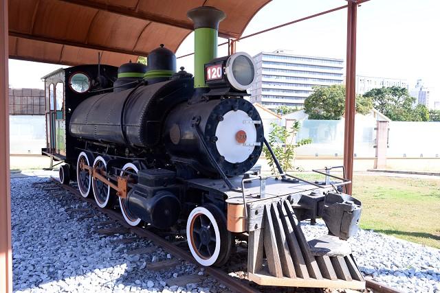 Matéria Especial Ferrovias Mineiras - Iphan. Locomotiva. Maria-fumaça.