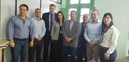 Comissão Extraordinária Pró-Ferrovias Mineiras - visita a Conselheiro Lafaiete