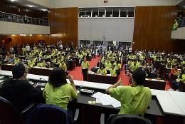 Disponibilização de delegacias móveis especializadas e criação de rede de abrigos para mulheres vítimas de violência estão entre propostas aprovadas