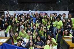 Parlamento Jovem de Minas 2018 - Plenária Final (tarde)