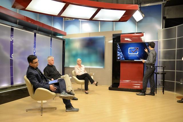Eleições 2018 - cobertura ALMG (TV Assembleia)