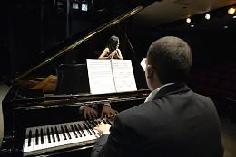 Segunda Musical - Concerto de piano e duo de flauta e piano