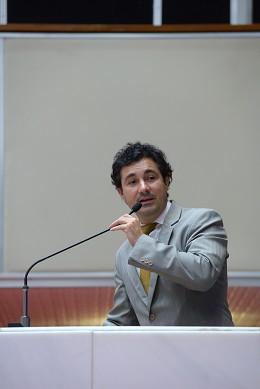 Reunião Ordinária - tarde - orador