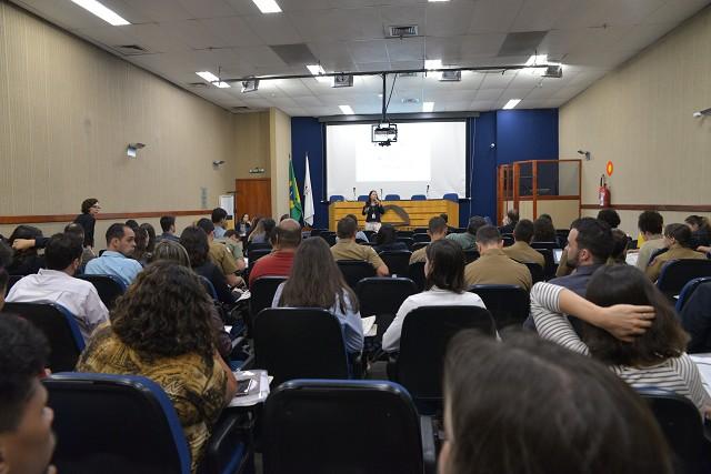 O tema do último dia das discussões do PPAG foi segurança pública que reuniu sociedade civil e forças policiais