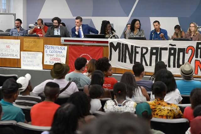 Impacto da mineração no Serro é tema de audiência