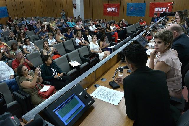 Segundo participantes da reunião, o Fundeb é quase a única fonte de recursos para a educação em muitos municípios