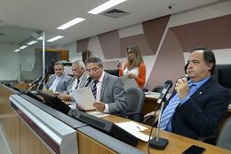 Comissão Extraordinária de Turismo e Gastronomia - análise de proposições