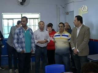 Comissão percorre escolas de Matozinhos