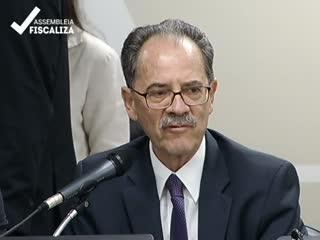 Assembleia Fiscaliza: Secretário de governo presta contas