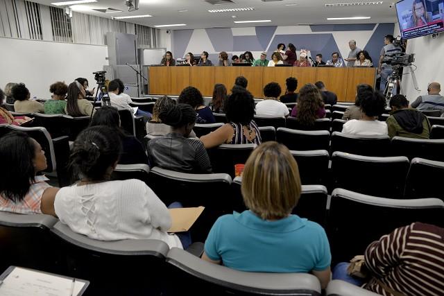 Brasil tem racismo institucionalizado