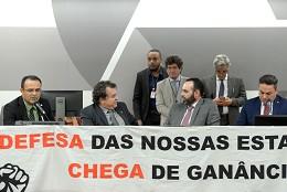 Comissão de Minas e Energia - debate sobre a privatização da Companhia Energética de Goiás - Celg