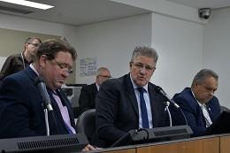 Comissão Extraordinária Pró-Ferrovias Mineiras - análise de proposições