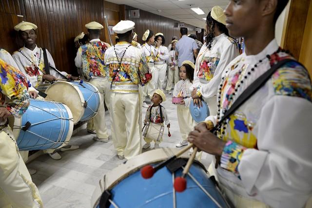 O Estado poderá criar instrumentos para proteção específica a bens culturais como o Congado - Arquivo ALMG