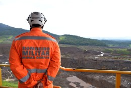 Matéria especial - Um ano do rompimento da barragem de Brumadinho