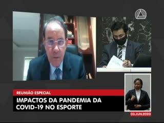 Covid-19: futebol mineiro ainda não tem data para retornar