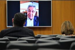 Comissão de Segurança Pública - debate sobre o déficit de efetivo - reunião remota