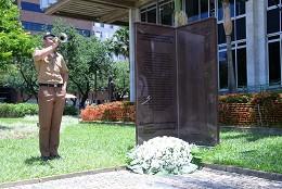 Dia de luto em memória das vítimas do rompimento da Barragem 1 da Mina Córrego do Feijão